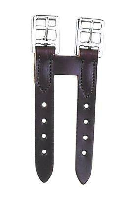 Perris Leather Collection Havana Leather Girth Extender