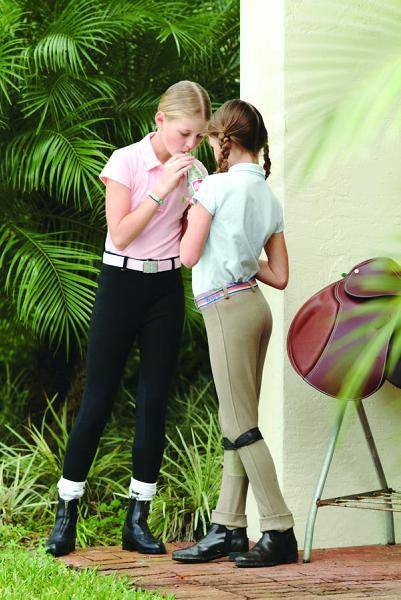 EquiStar Childs Classic Riding Breeches