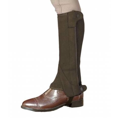 Ovation Ladies Elite Amara Ribbed Half Chaps