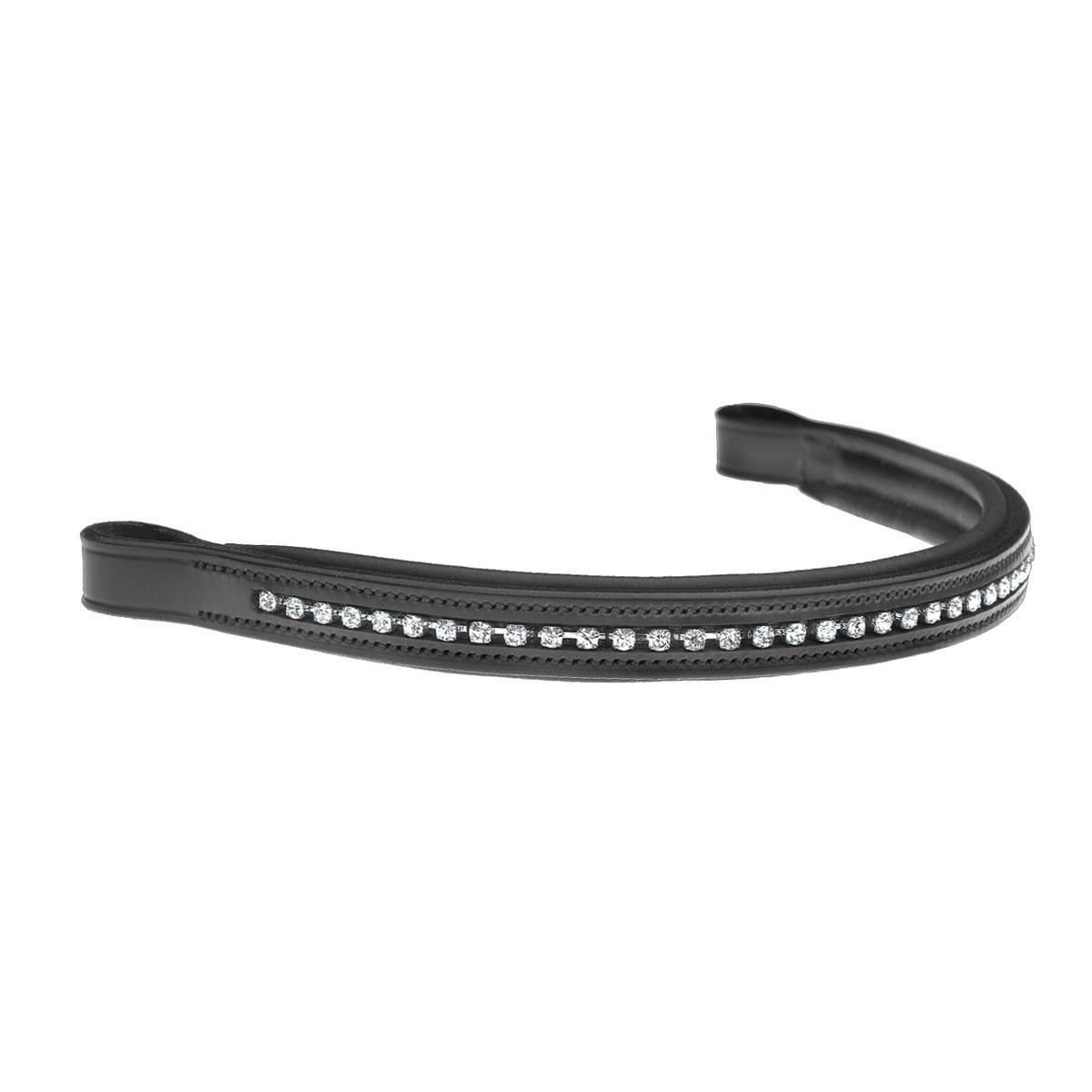 Ovation Silver Crystal Browband
