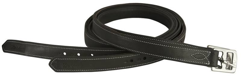 DaVinci Wrapped Calfskin Stirrup Leathers