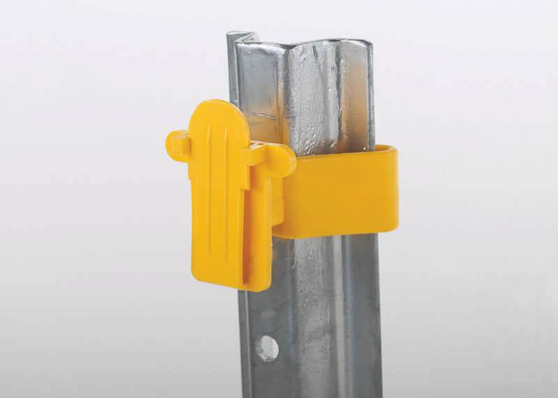 Dare Products U Post Tape Insulators