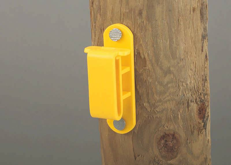 Dare Prod Wooden Post Tape Insulators