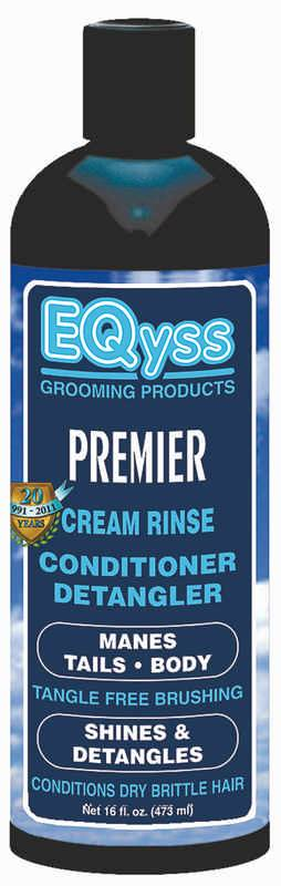 Eqyss Premier Cream Rinse and Conditioner