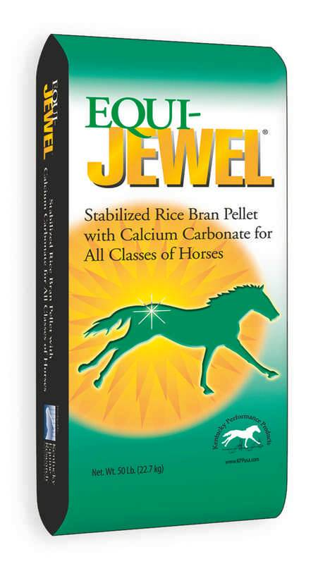 Equi-Jewel Pellets for horses