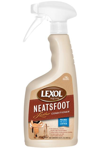 Manna Pro Lexol NF Neatsfoot Leather Dressing Spray