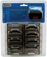 Wahl Stainless Steel Comb Set