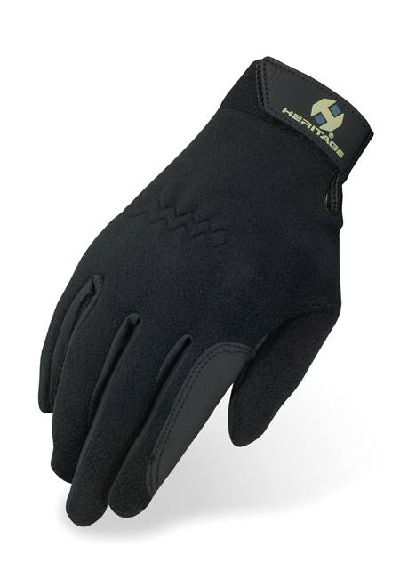 Heritage Kids Premier Fleece Gloves