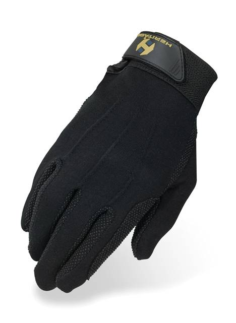 Heritage Cotton Grip Gloves - Childs
