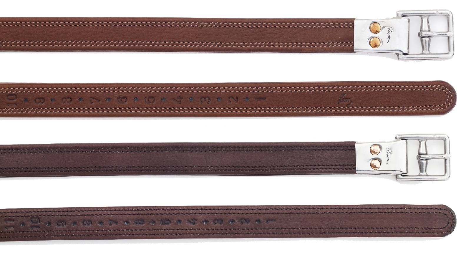 Pessoa Metal Clasp Biothane Lined Leathers