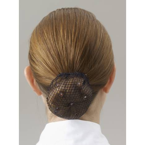 Showquest Ladies Swarovski Bun Net