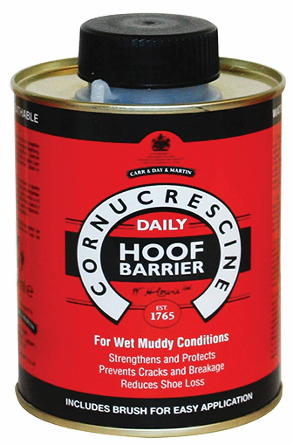 Cornucrescine Daily Hoof Barrier by Carr & Day & Martin