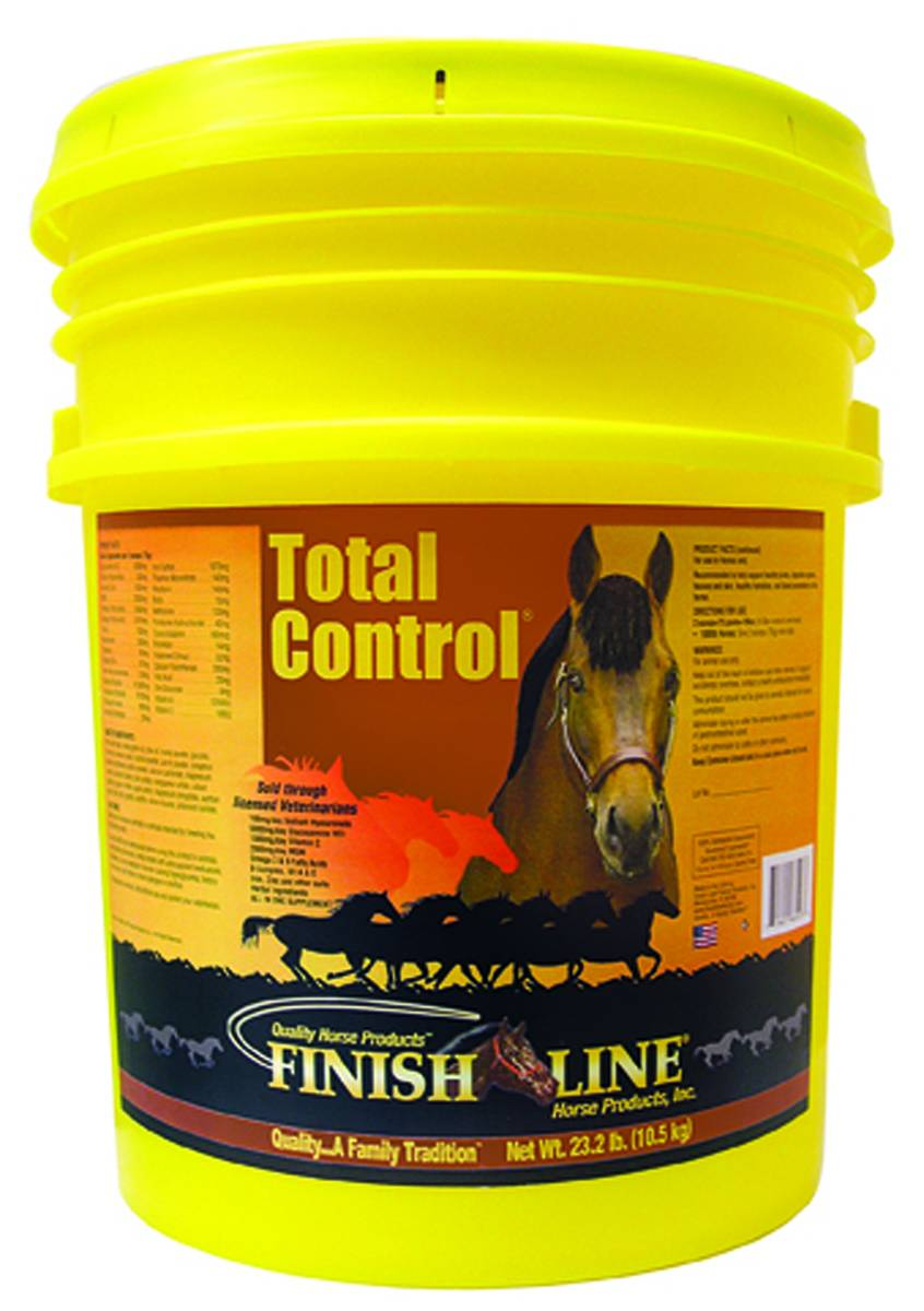 Finish Line Total Control 6 in 1 Daily Supplement