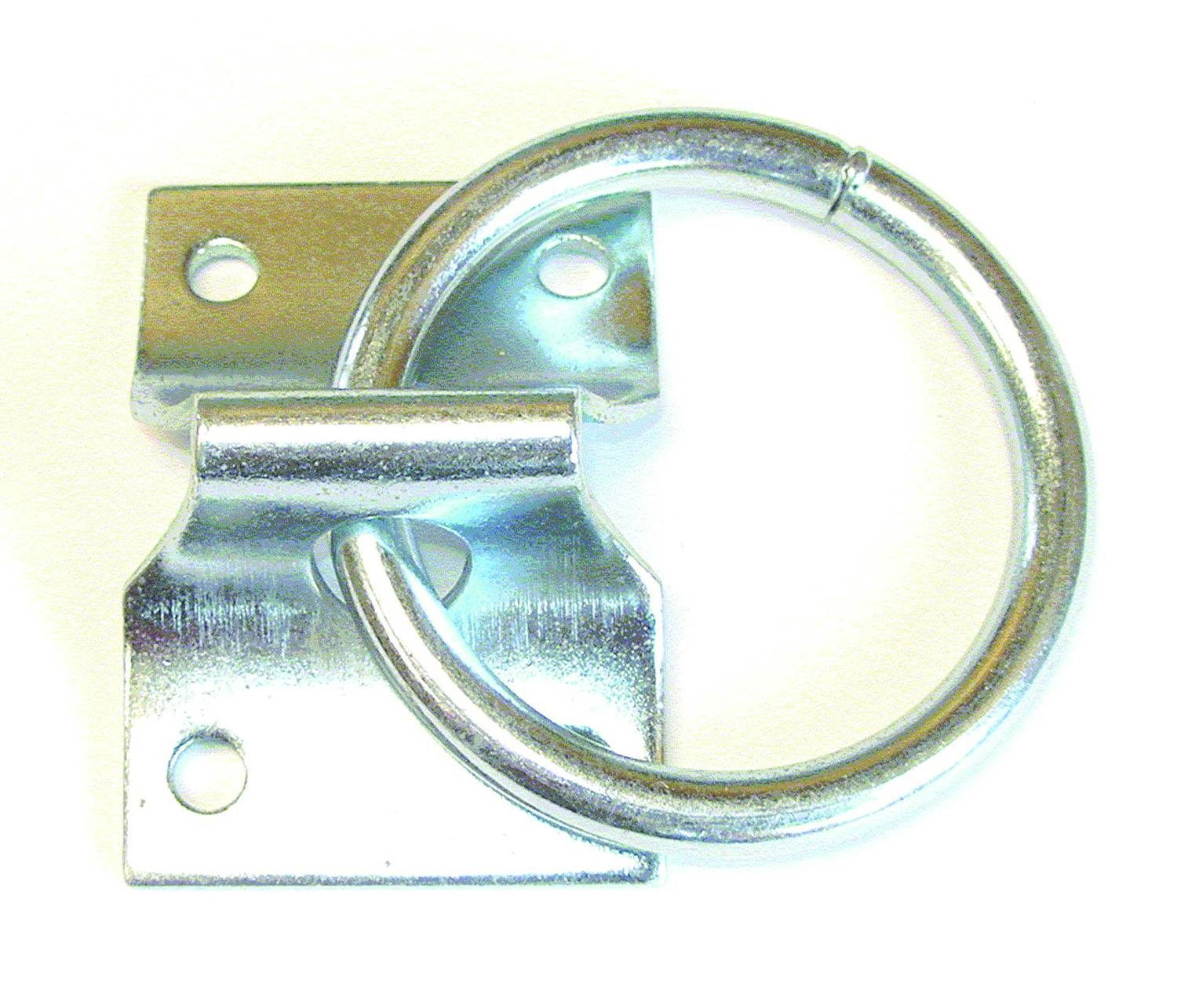 Ring Fastener With Square Plate