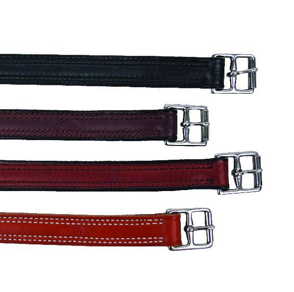 Nunn Finer Nylon Centered Stirrup Leathers
