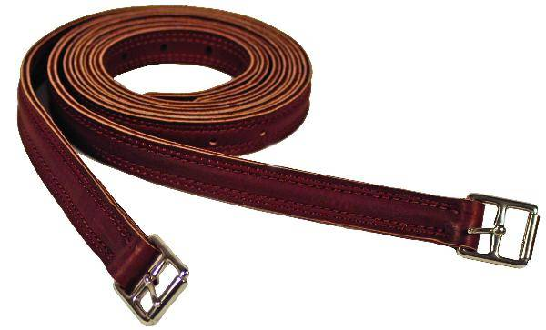 Nunn Finer Flexible Nylon Center Stirrup Leathers