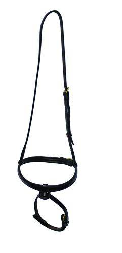 Nunn Finer Bridle Cavesson with Flash