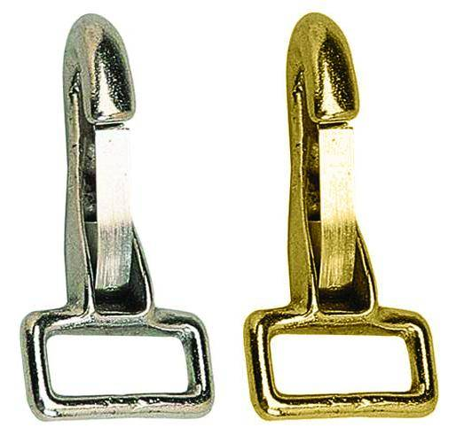 "Nunn Finer 5/8"" Spring Snaps for Breastplates"