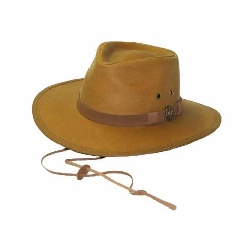 Outback Trading Oilskin Kodiak Hat- Men