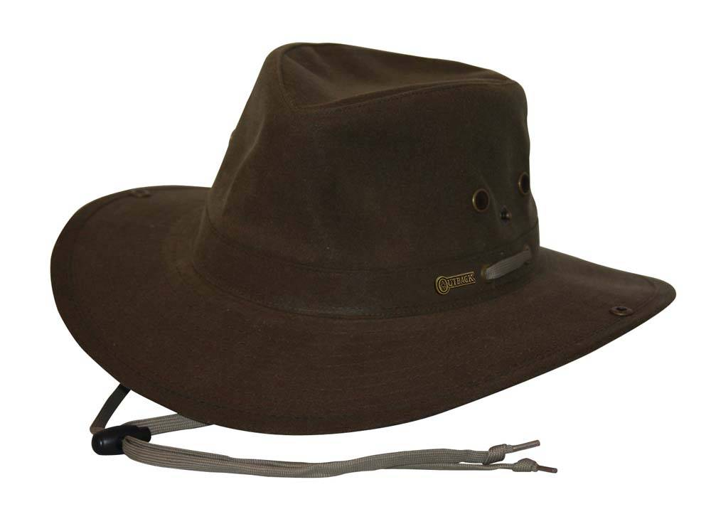 Outback Trading River Guide Hat- Men's