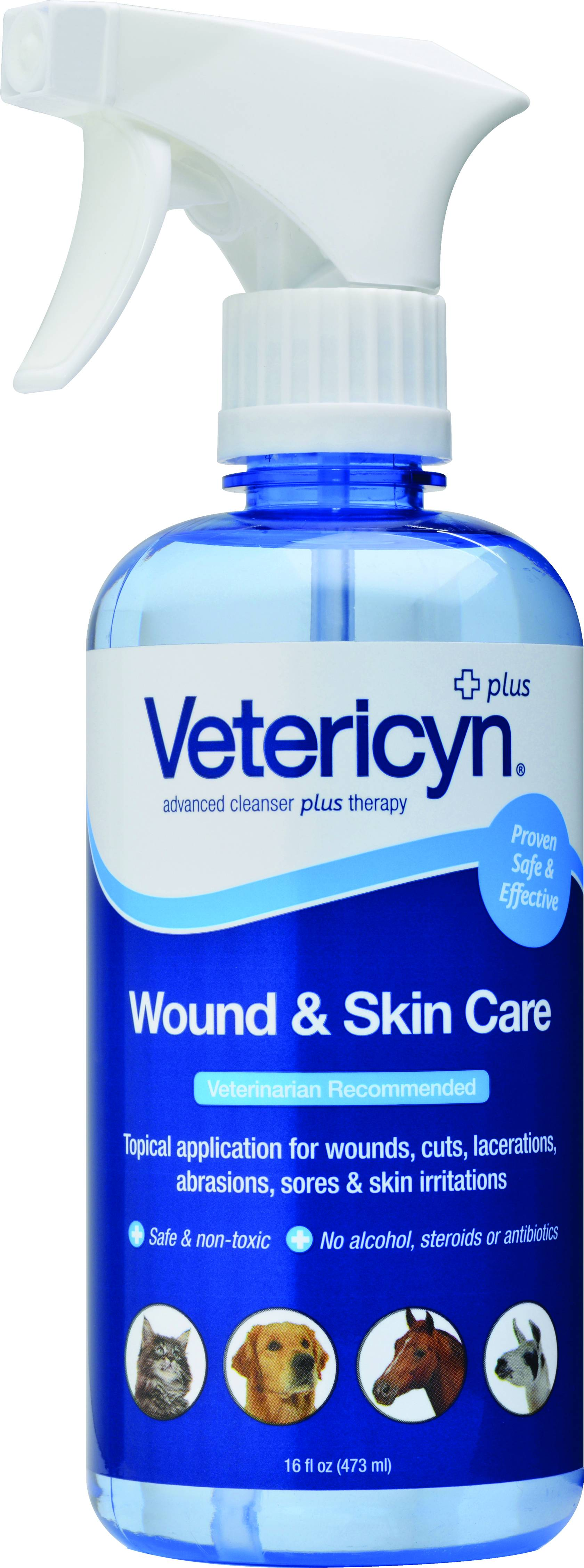 Vetericyn Wound & Infection Spray