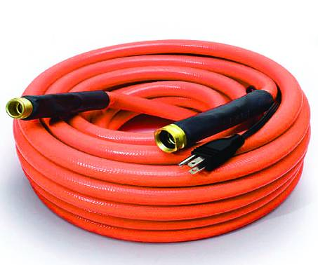 Heated Hose - Orange