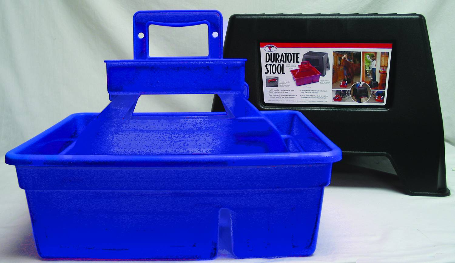 Little Giant Dura Tote Step Stool