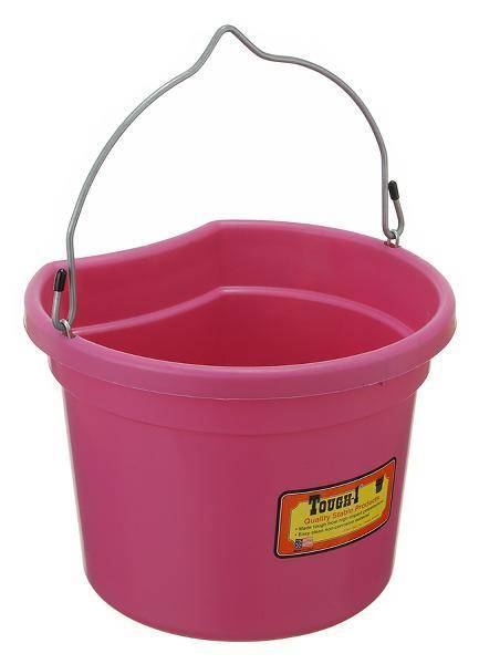 Tough-1 Flat Back Bucket