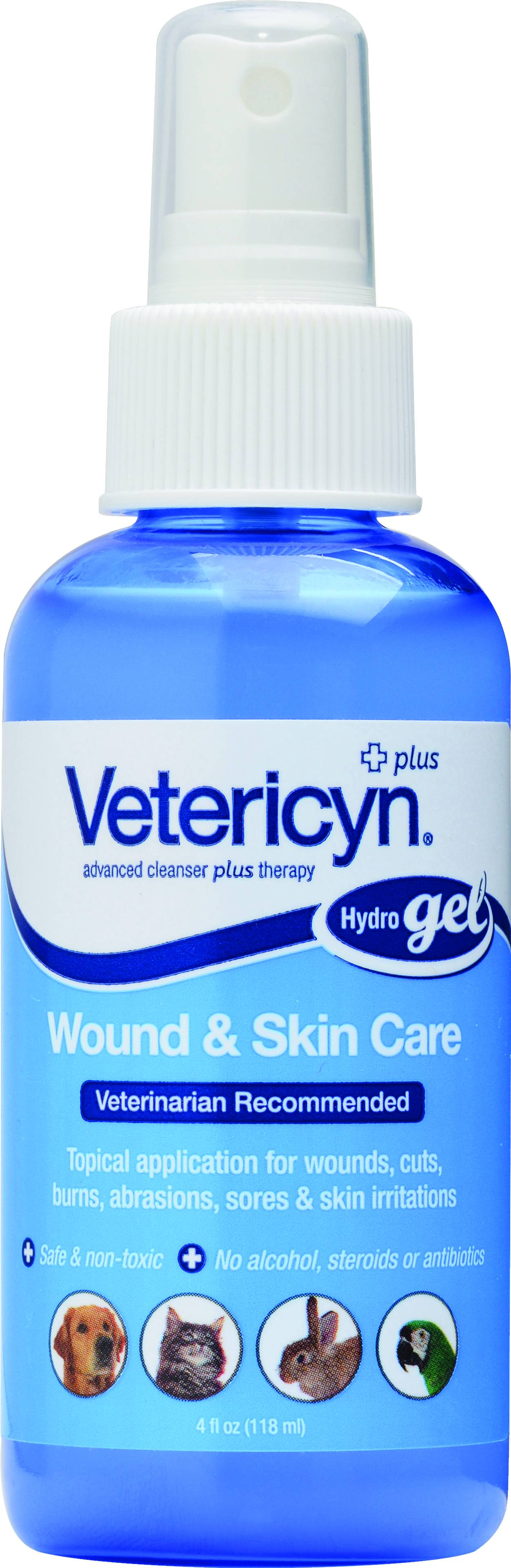 Vetericyn Hydrogel Spray