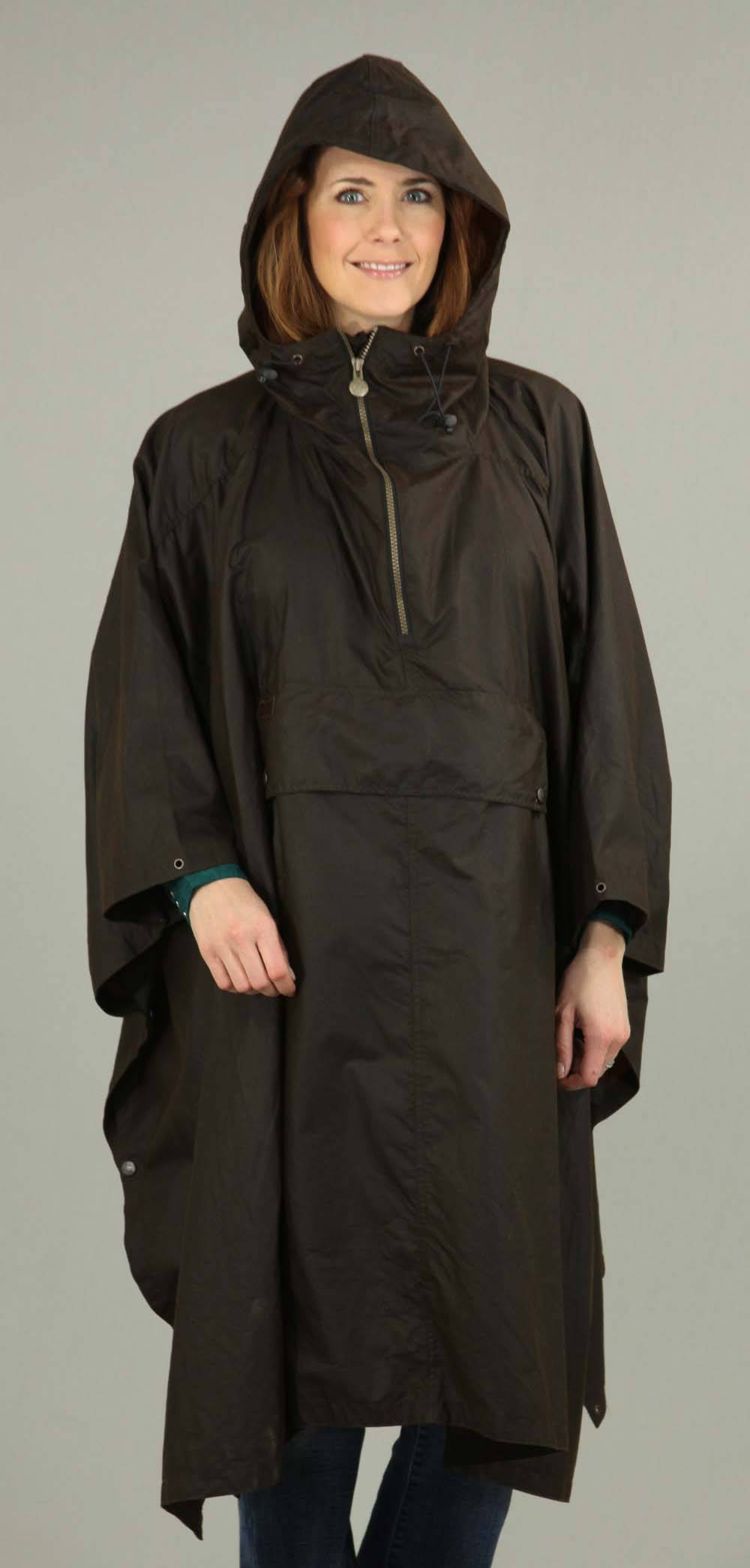 Outback Trading Unisex Packable Poncho