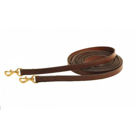 TORY LEATHER Leather Split Driving Lines