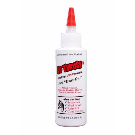 No Thrush Dry Thrush Treatment for Horses