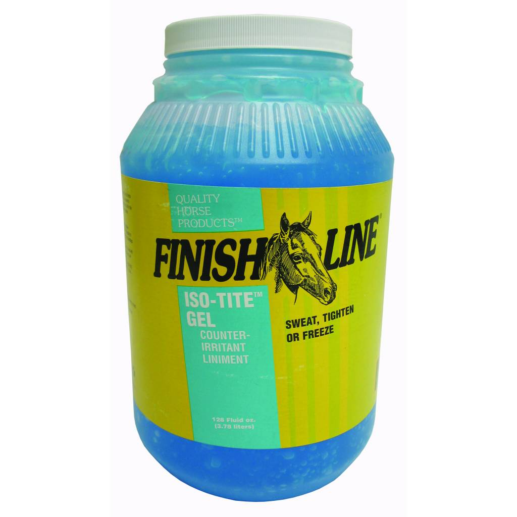 Finish Line Iso-Tite Liniment Gel