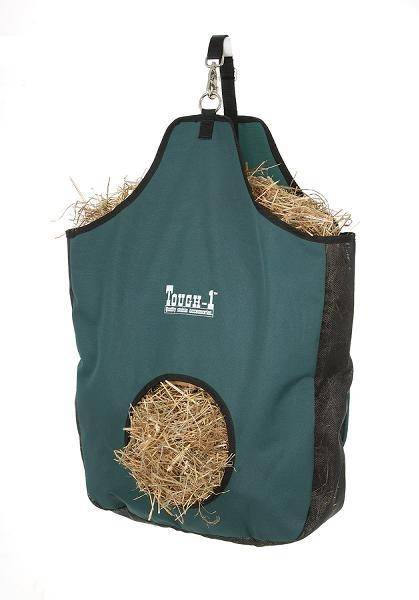 Tough-1 Nylon Tote Hay Bags - 6 Pack