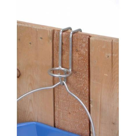 Tough-1 Portable Metal Wire Bucket Hangers - 12 Pack