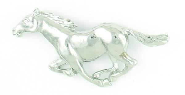 Finishing Touch Running Horse Pin