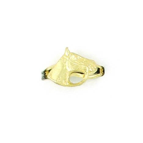 Finishing Touch Horse Head with Bridle Adjustable Ring