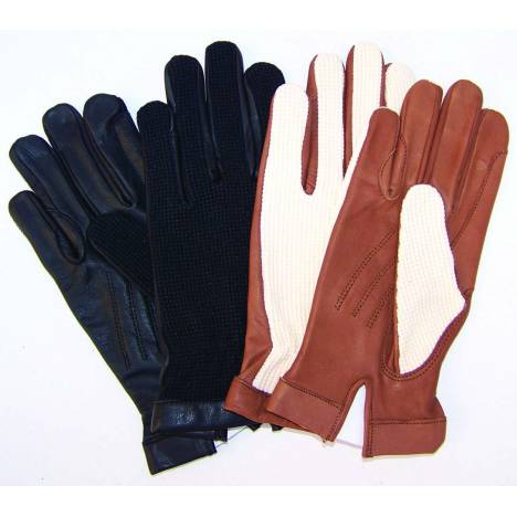 Ladies Leather Field Gloves