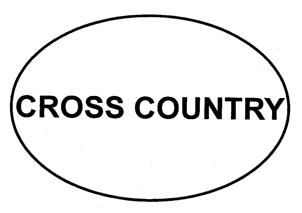 Euro Cross Country Decal