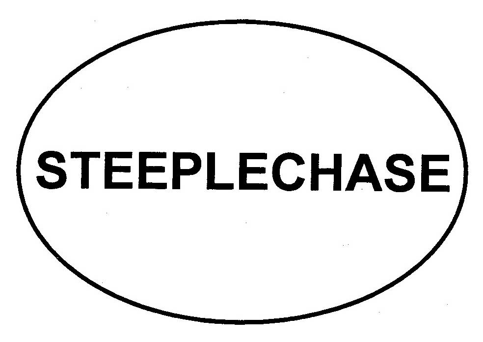 Euro Steeplechase (Letter) Decal