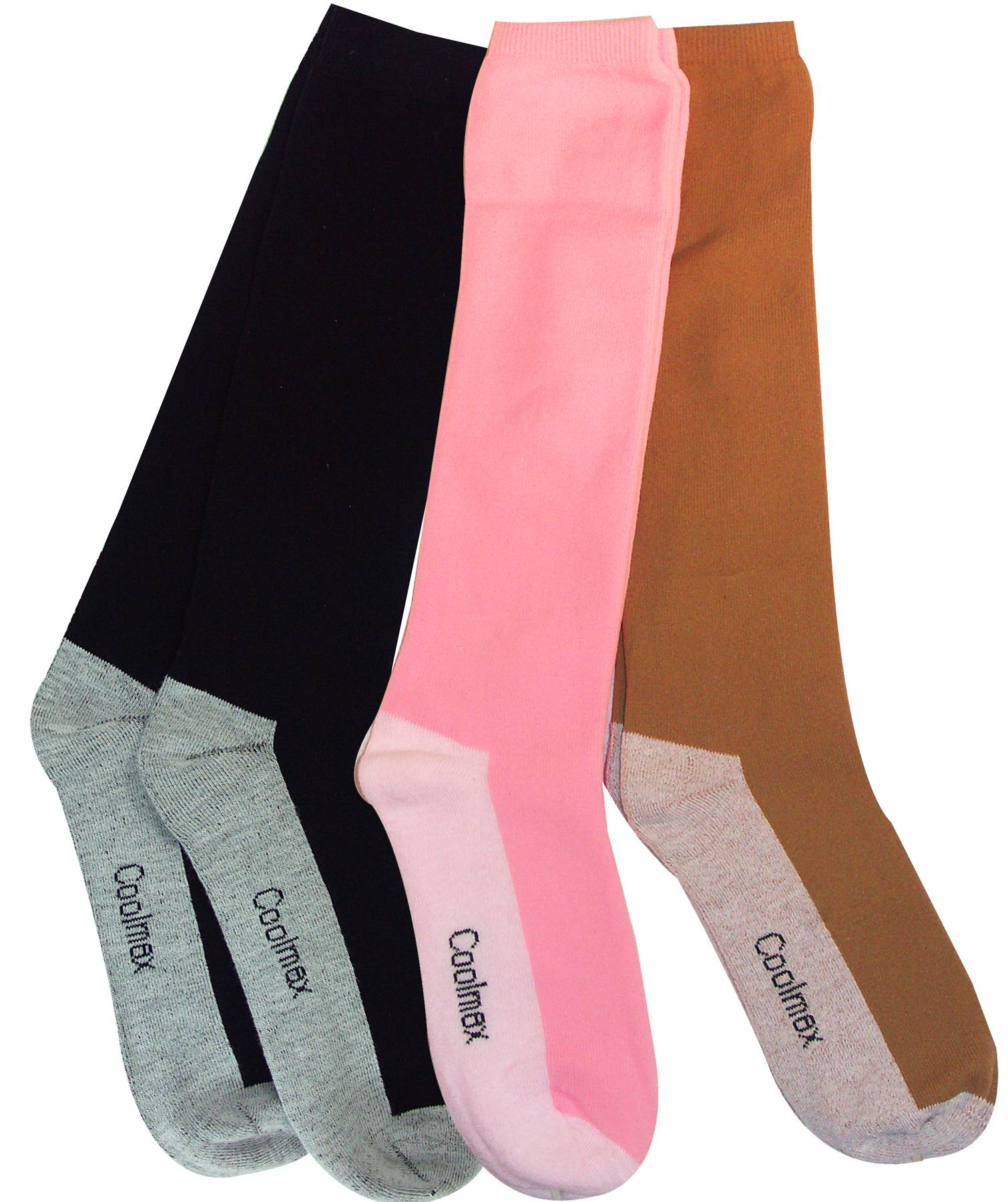 Coolmax Ladies' Boot Socks