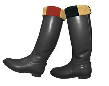 Horseware Newmarket Welly Cosies