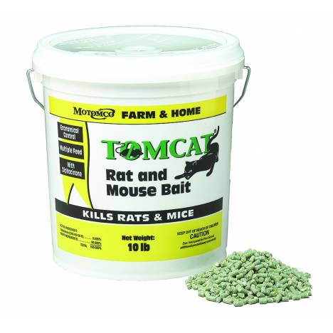 TOMCAT Rat And Mouse Bait Pellets