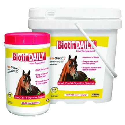 Durvet Biotin Daily Hoof Supplement