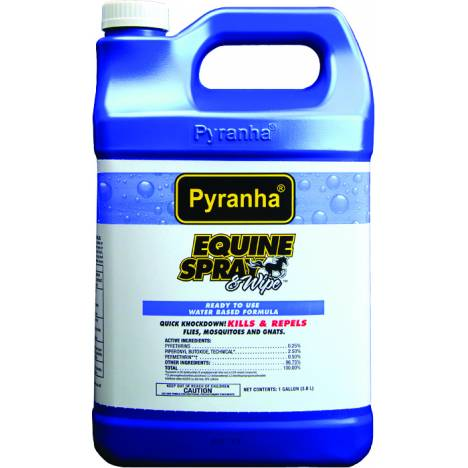 Pyranha Pyranha Equine Spray & Wipe