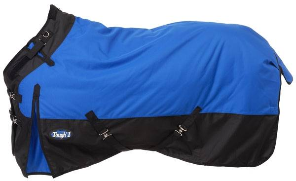 Tough-1 1200D Waterproof Poly Snuggit Turnout Blanket