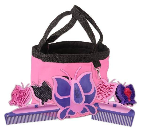 Butterfly Palm Grip Grooming Kit - 8 Piece