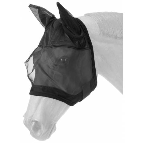 Tough-1 Fly Mask with Ears - Miniature