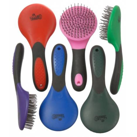 Tough-1 Great Grips Tail and Mane Brushes - 6 Pack