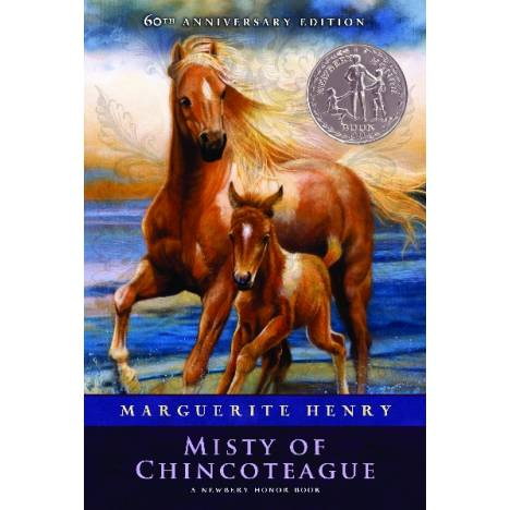 Misty of Chincoteague, by Marguerite Henry (Paperback)